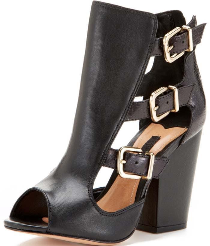 Schutz 'Celena' Heels Sandals