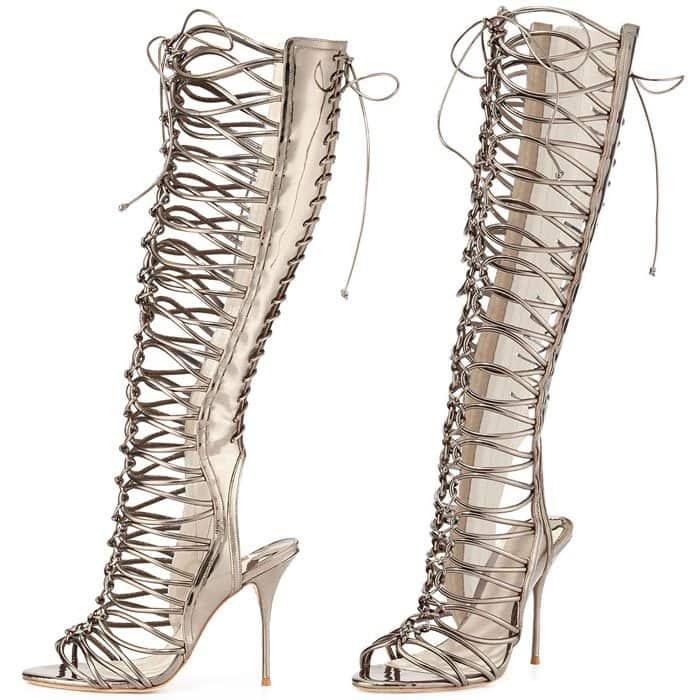Sophia Webster Clementine otk boots