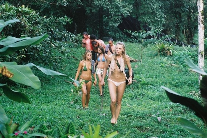 The first American film to be exclusively shot in Brazil, Turistas is completely fictional and based on a screenplay written by Michael Arlen Ross