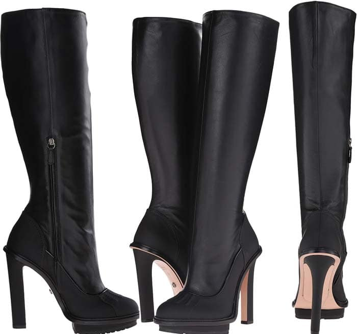 Viktor Rolf Leather Boots