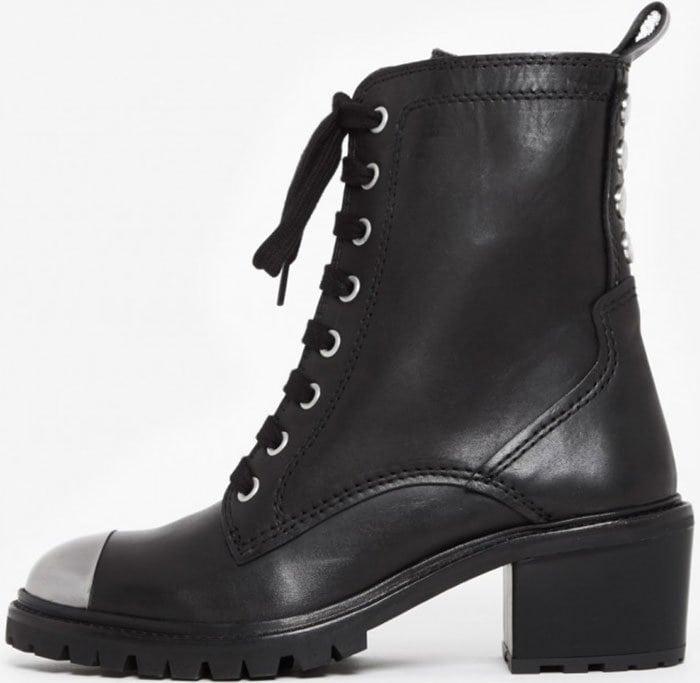 """Zadig & Voltaire """"Zag Talon Deluxe"""" Boots"""