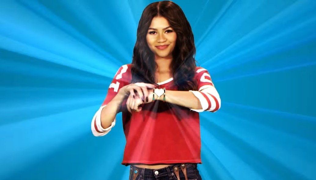 Zendaya was 18 years old when K.C. Undercover premiered on Disney Channel on January 18, 2015