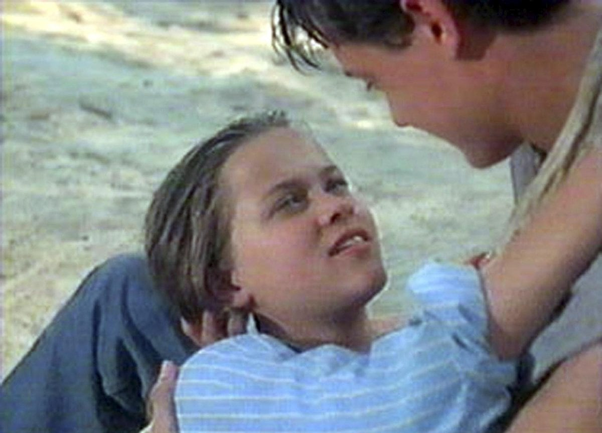 Reese Witherspoon was just 14 years old when making her film debut in The Man in the Moon