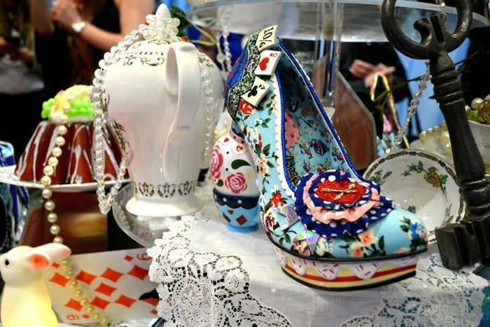 Mad as a Hatter: Limited edition footwear collection sells out in four hours
