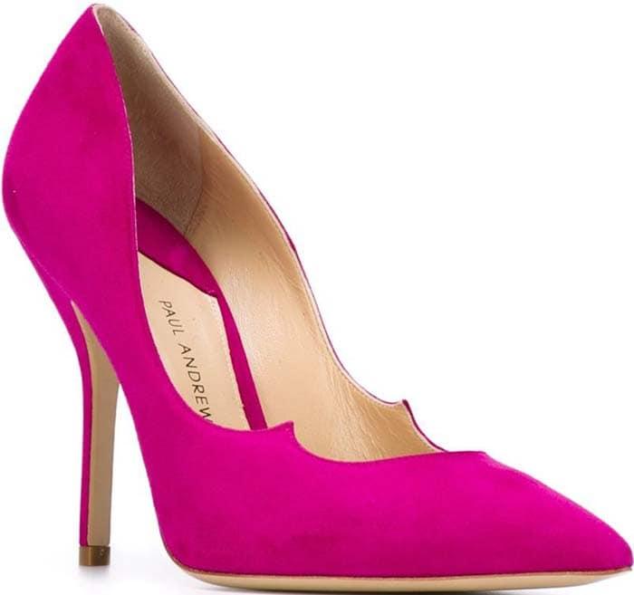 Aquazzura Zenadia Pumps Pink