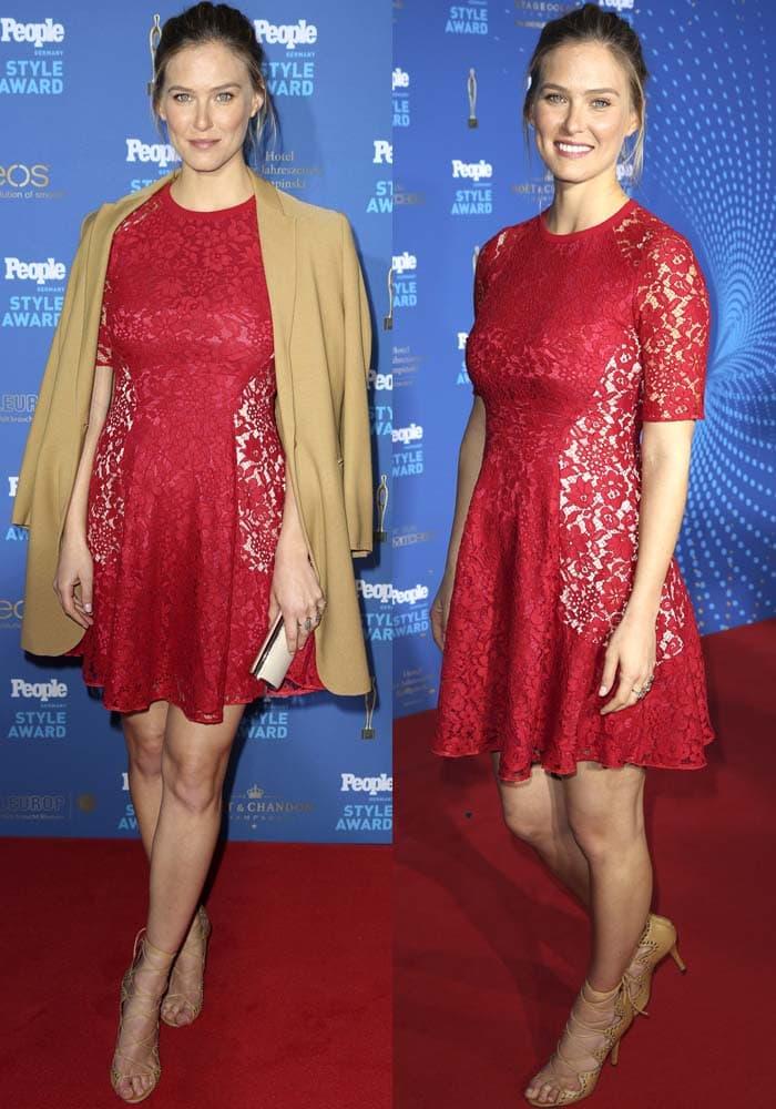 Bar Refaeli People Style Awards Isabel Marant 2