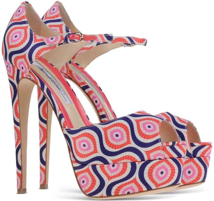 Brian Atwood Tribeca Graphic