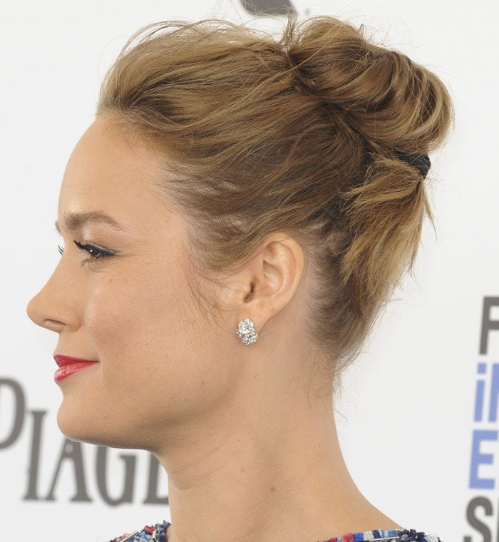 Brie accessorized with Piaget jewelry