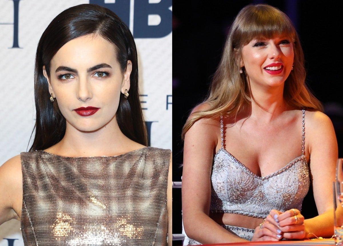 Taylor Swift still hasn't apologized for slut-shaming Camilla Belle