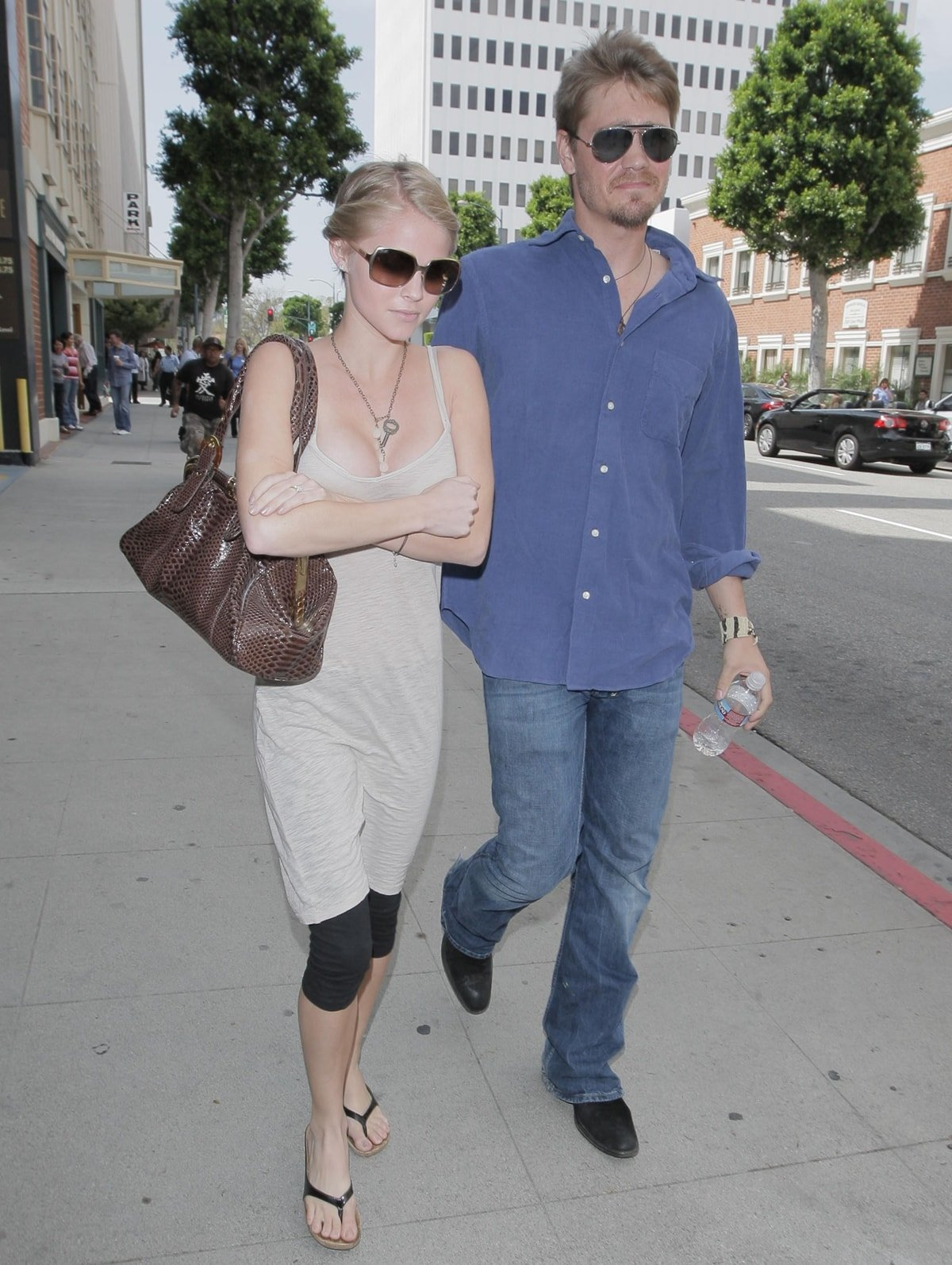 Chad Michael Murray split from fiancée Kenzie Dalton in September 2013 after a seven-year engagement