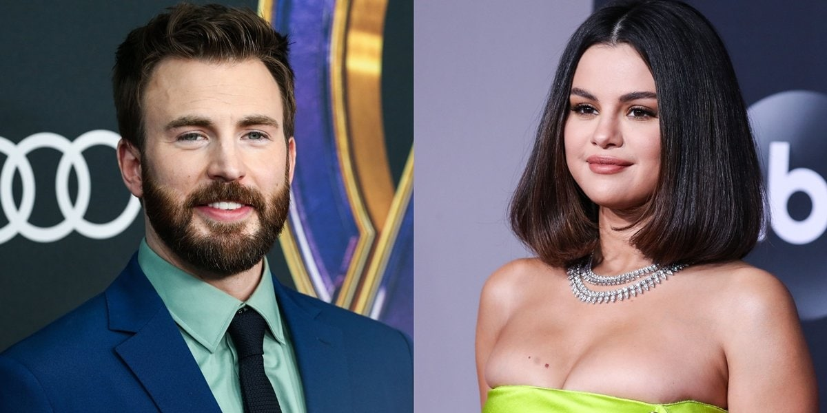 Fans are speculating that Selena Gomez is dating her celebrity-crush Chris Evans