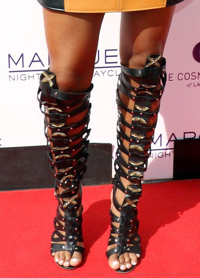 Ciara-Altuzarra-leather-gladiator-sandals-1