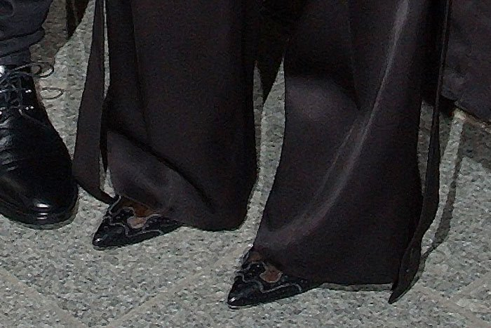 Ciara Givenchy Rima pumps
