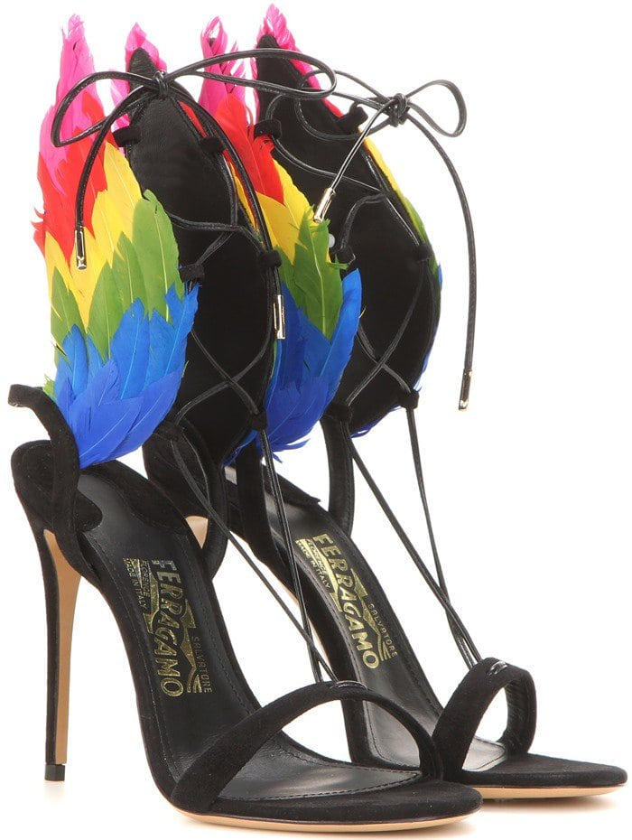 Edgardo Osorio x Salvatore Ferragamo Dream Sandals