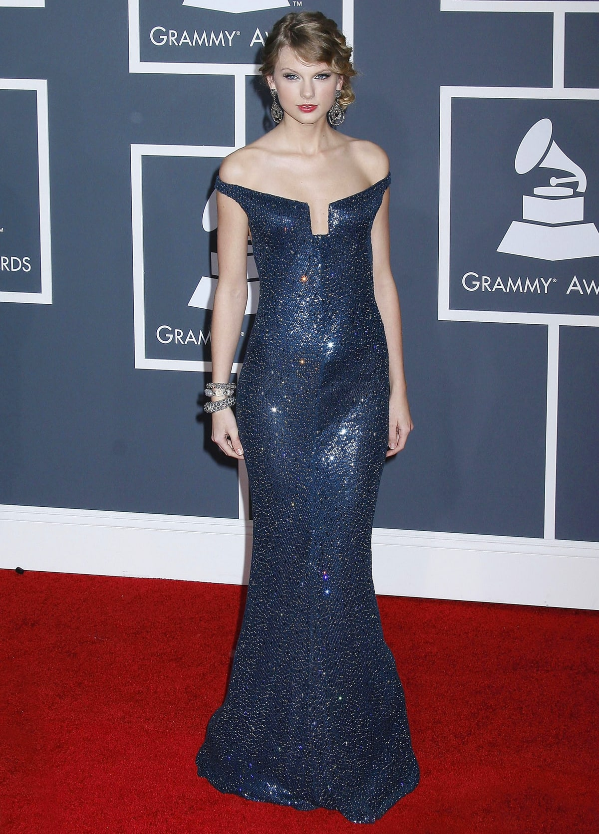 Taylor Swift's Fearless won Album of the Year at the 52nd Annual Grammy Awards