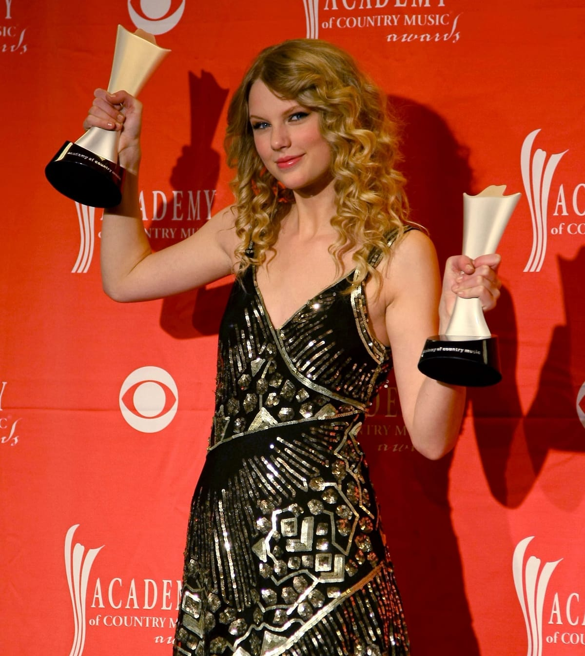 Taylor Swift's Fearless won Album of the Year at the Country Music Association Awards and the Academy of Country Music Awards