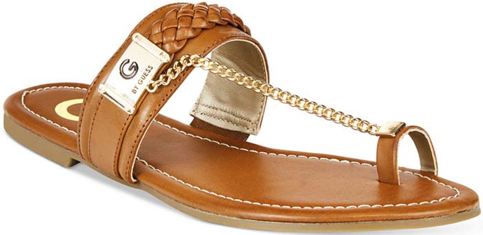 G by Guess Limitt Chained Sandals