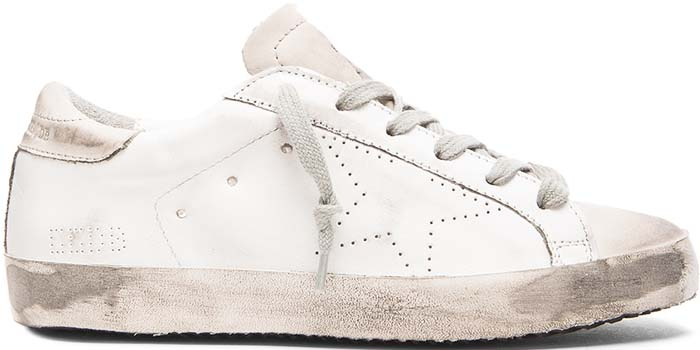 Golden Goose Superstar White