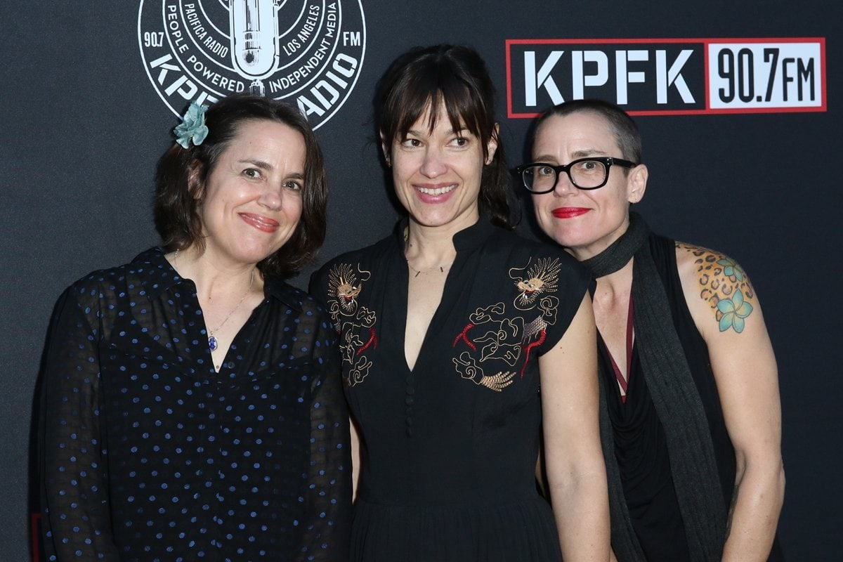 The Haden Triplets, musicians Petra, Tanya, and Rache, are the triplet daughters of jazz double-bassist Charlie Haden