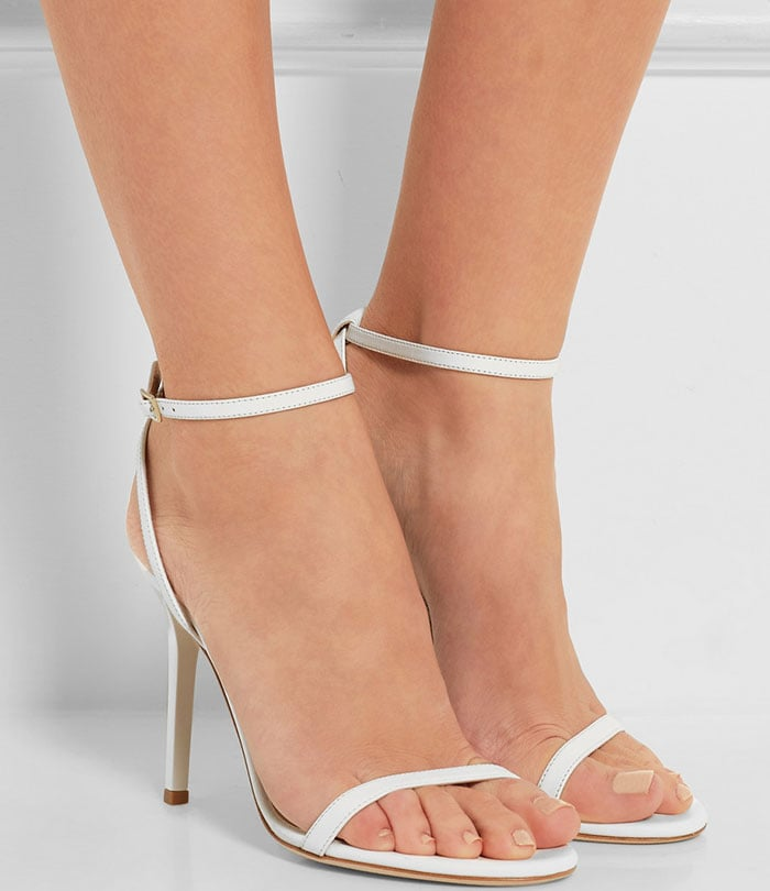 Jimmy-Choo-Minny-white-leather-sandals-1