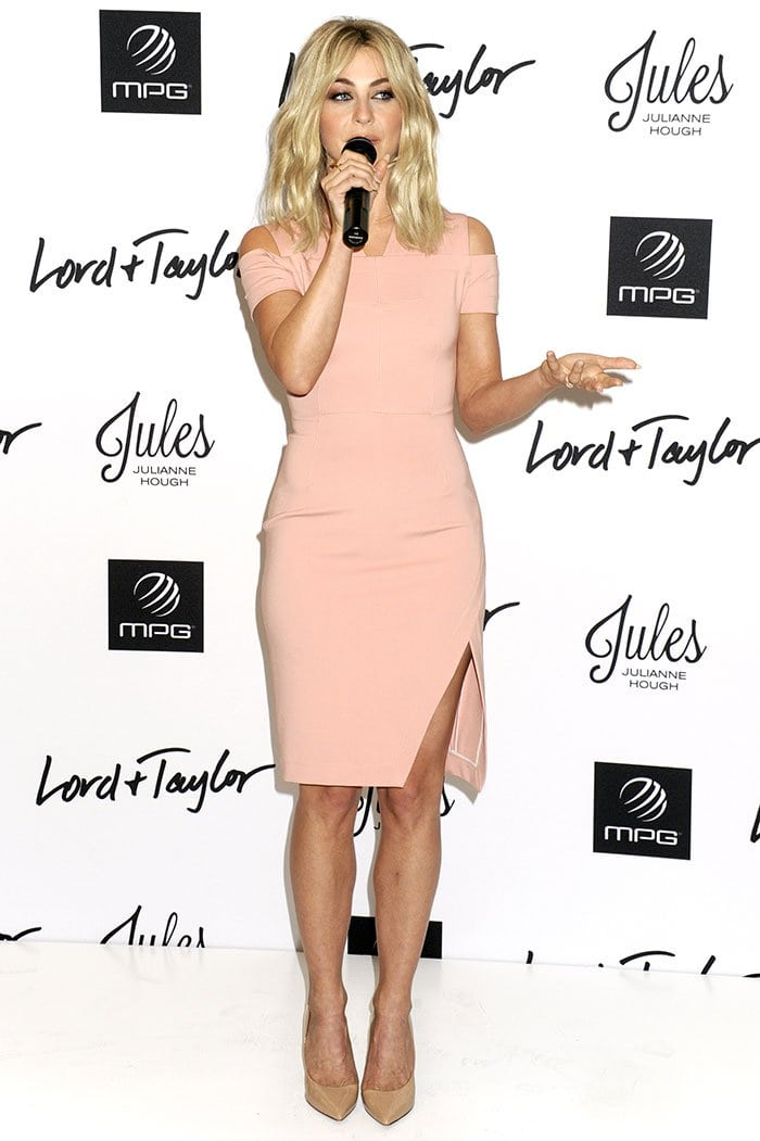 Julianne-Hough-Jules-MPG-Activewear-Collection-Launch