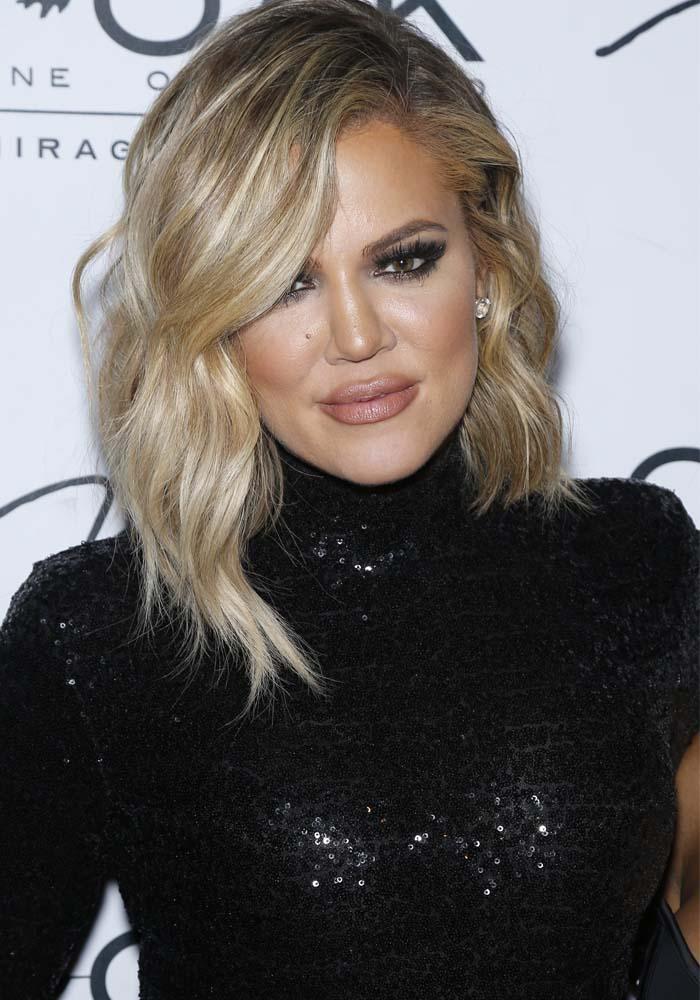 Khloe Kardashian 1OAK Birthday Christian Louboutin 1