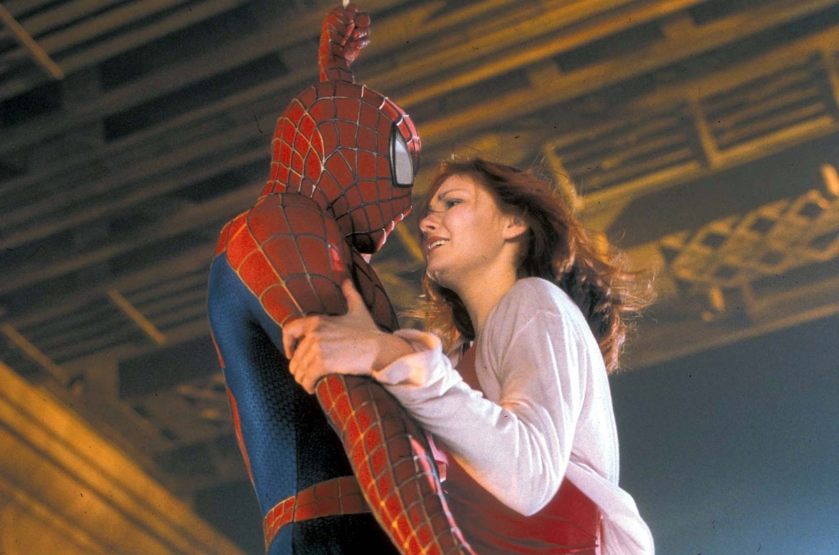 Kirsten Dunst became famous for her role as Mary Jane Watson in Sam Raimi's Spider-Man (2002) and its sequels Spider-Man 2 (2004) and Spider-Man 3 (2007)