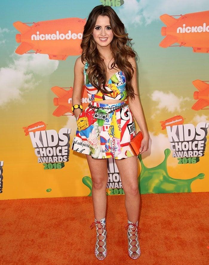 Laura-Marano-2016-Nickelodeon-Kids'-Choice-Awards