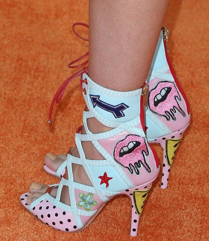 Laura-Marano-Alejandra-G-Wanda-4-Pink-Booties