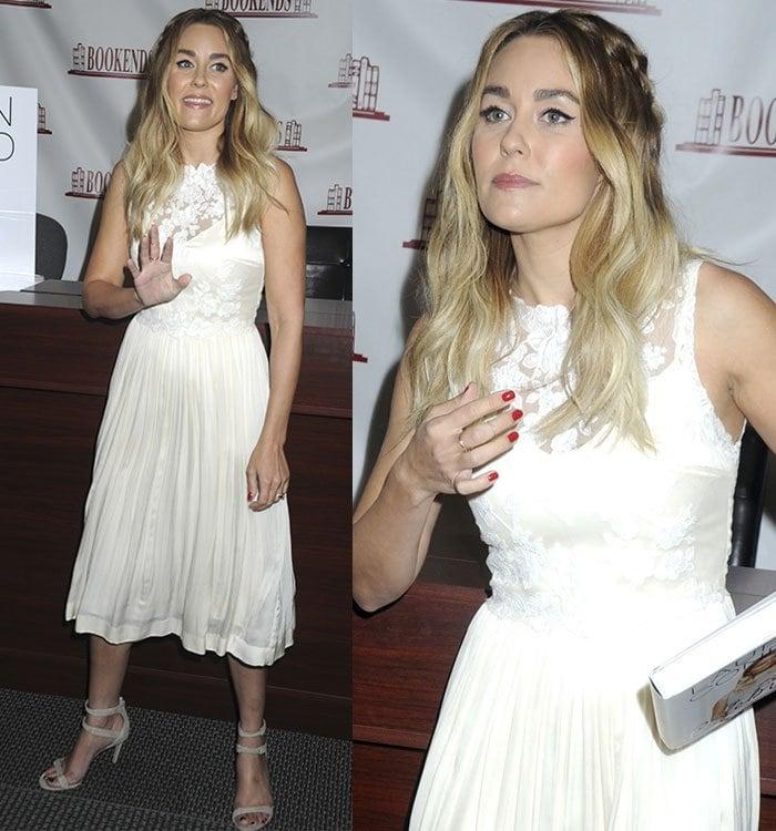 Lauren-Conrad-white-lace-dress