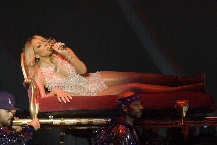 """Mariah Carey opens up her """"Sweet Sweet Fantasy"""" tour in the United Kingdom"""