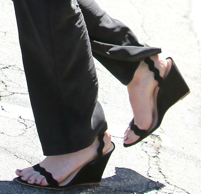 Mischa-Barton-Loeffler-Randall-Piper-Wedge-Sandals