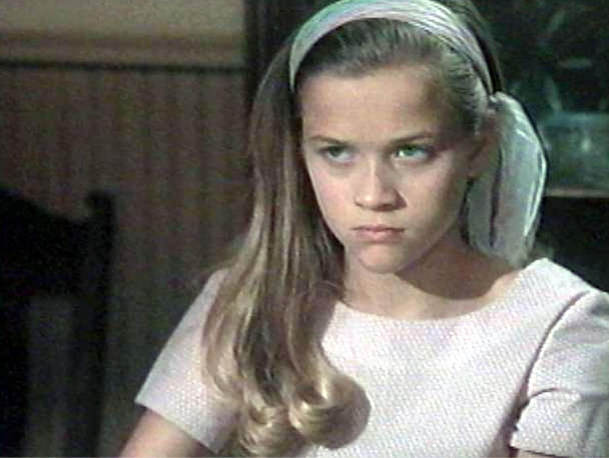 """Reese Witherspoon as Danielle """"Dani"""" Trant, a 14-year-old girl in Louisiana"""