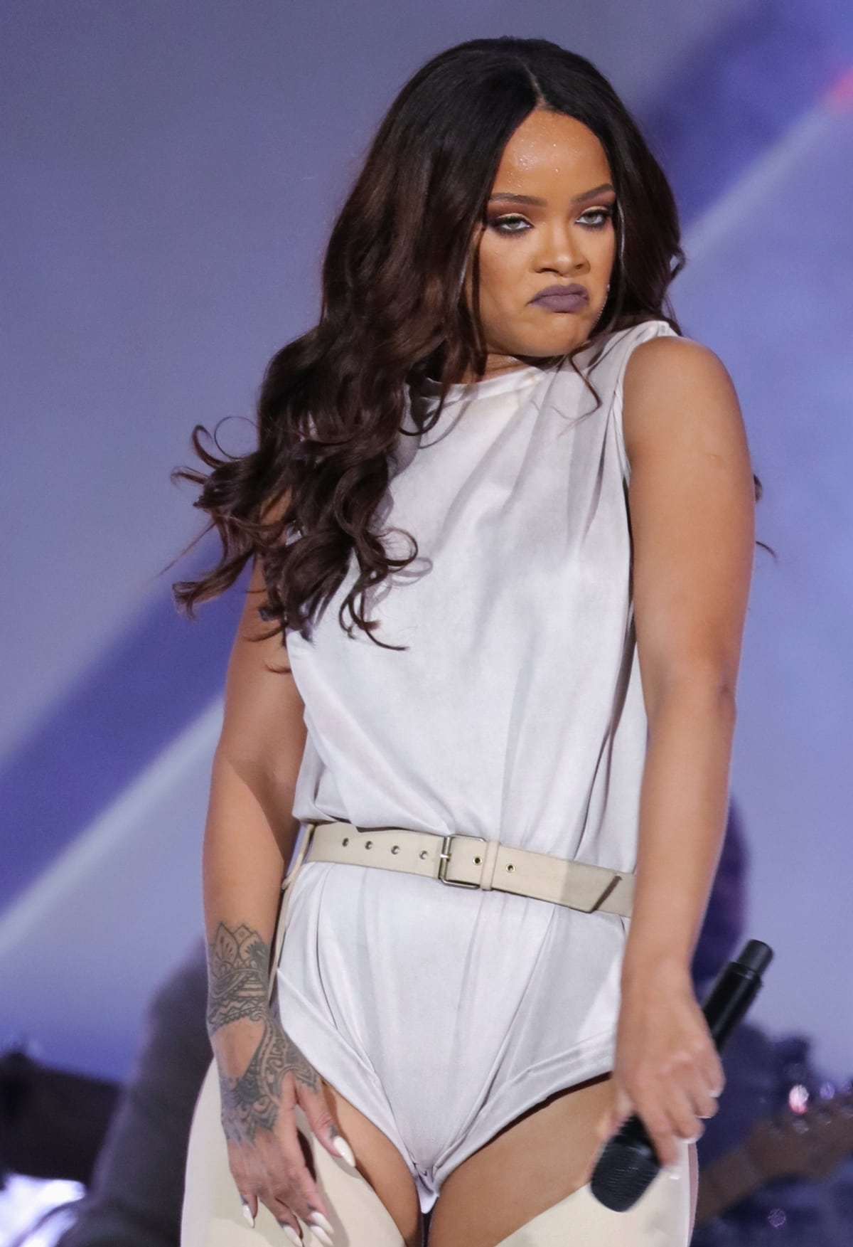 With a net worth of $1.7 billion, Rihanna is the wealthiest female musician in the world