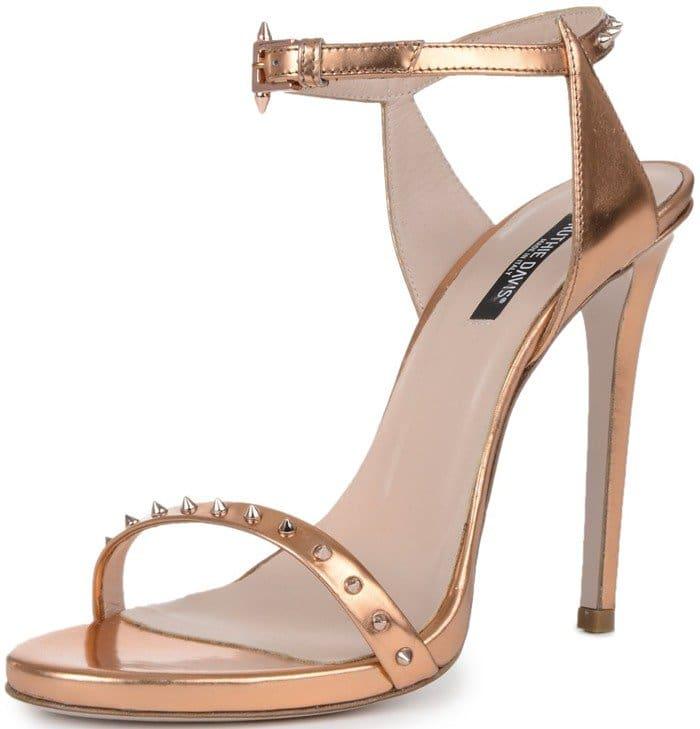 Ruthie Davis Leather 'Paris' Sandals