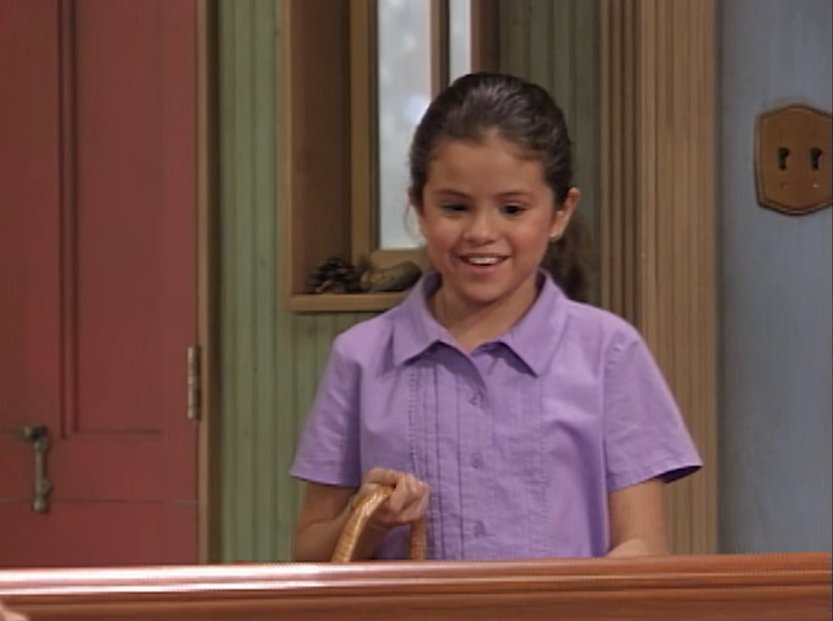 """Selena Gomez appeared on """"Barney and Friends"""" from 2002 to 2004"""