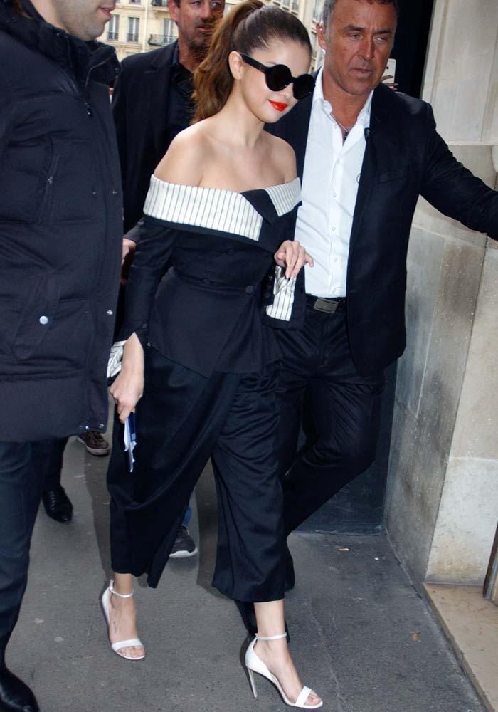 Selena Gomez NRJ Radio Francesco Russo 3