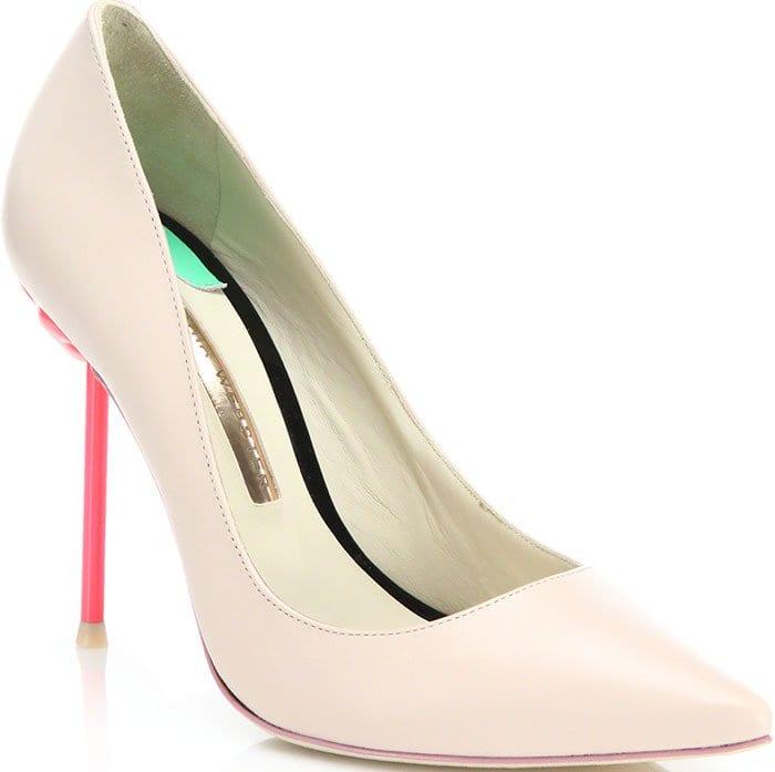 Sophia Webster Coco Flamingo Pumps Pink