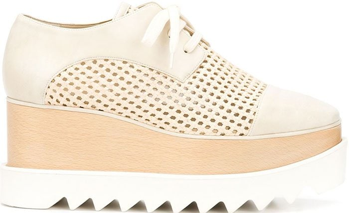 Stella-McCartney-Canyon-Wicker-Elyse-lace-up-shoes
