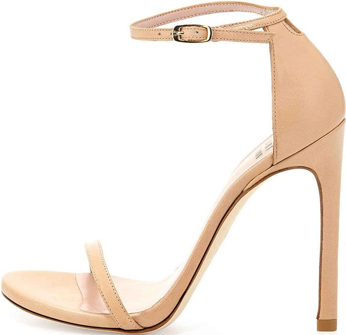 Stuart-Weitzman-Nudist-Leather-Ankle-Strap-Sandals