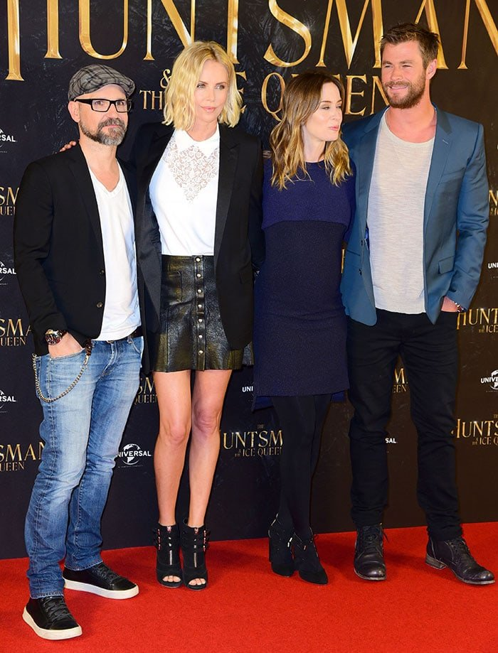 The-Huntsman-The-Ice-Queen-cast-Germany-photo-call