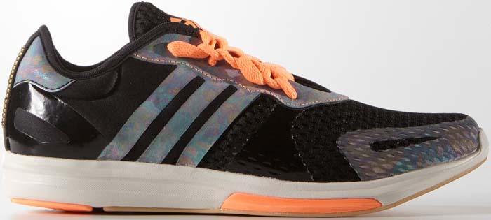 Adidas Yvori Black Orange