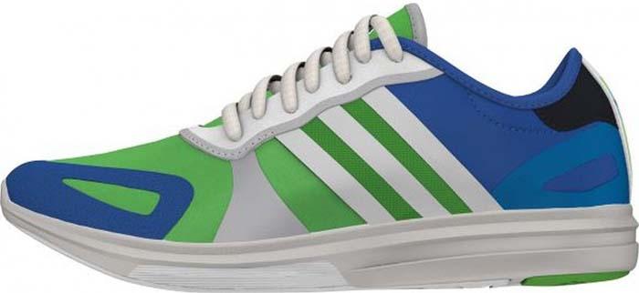 Adidas Yvori Blue Green