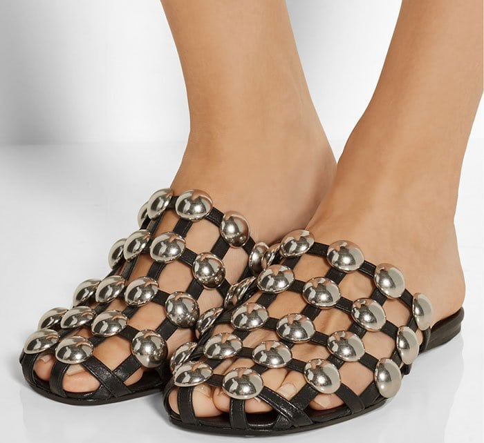 Alexander-Wang-Amelia-Studded-Slippers