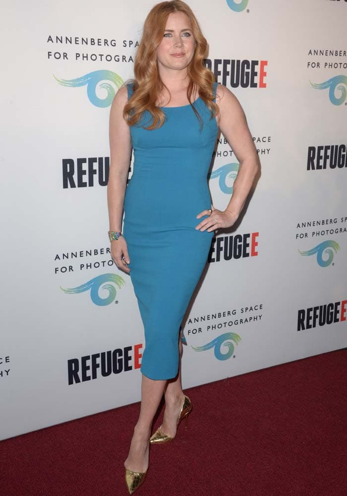 Amy Adams Refugee Kurt Geiger 3