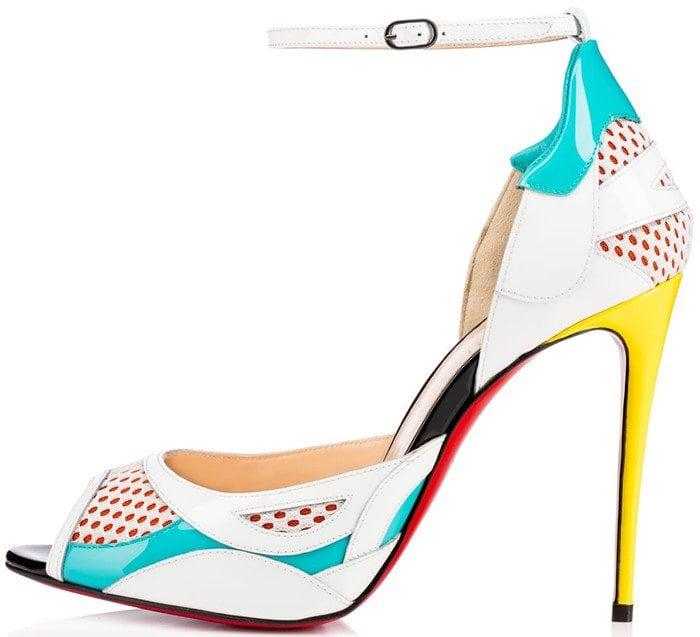 Christian Louboutin Discodeporte Pumps