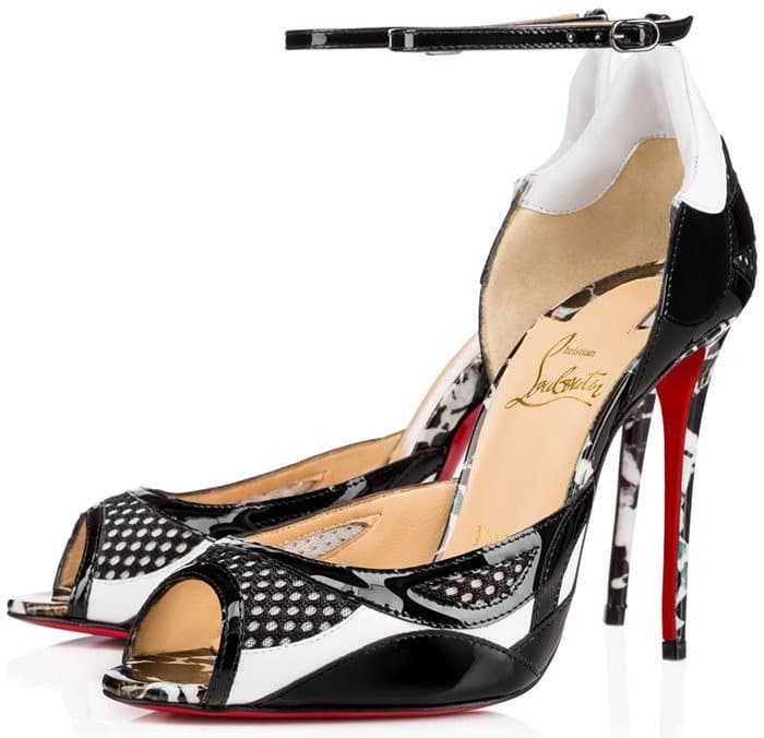 Christian Louboutin Discodeporte Pumps in Black
