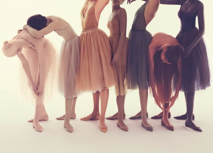 Professional ballet dancers star in Christian Louboutin's new campaign video
