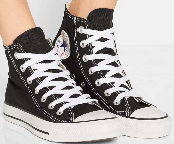 Converse Chuck Taylors High Cut Sneakers 2