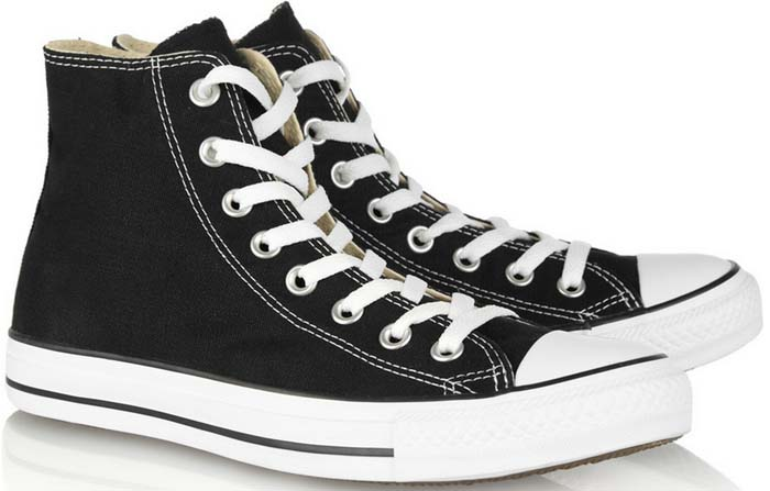 Converse Chuck Taylors High Cut Sneakers